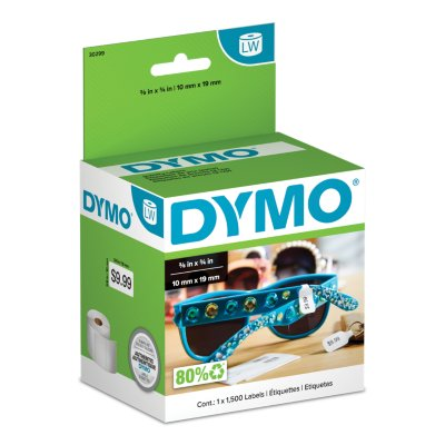 DYMO LabelWriter 2-Up Price Tag Labels