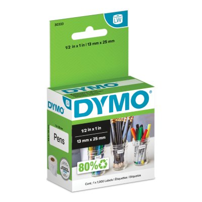 DYMO LabelWriter Multi-Purpose Labels, 1 Roll of 1000