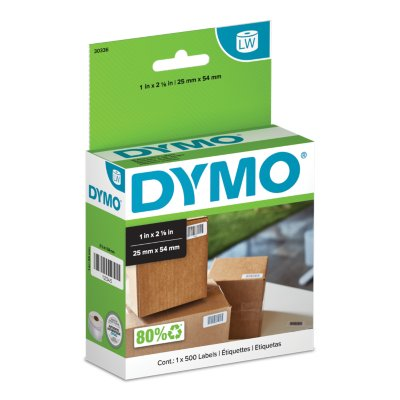 DYMO LabelWriter Multi-Purpose Labels, 1 Roll of 500