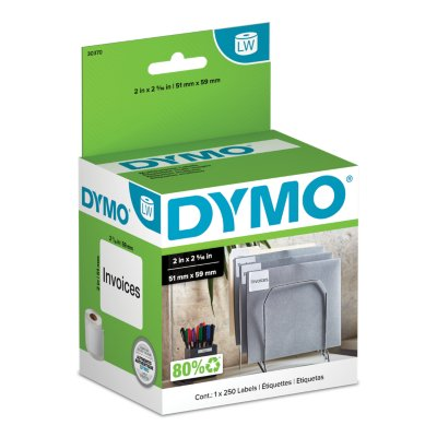 DYMO LabelWriter Multi-Purpose Labels, 1 Roll of 250