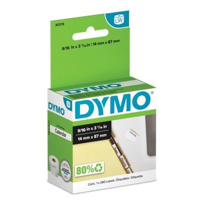 DYMO LabelWriter Hanging File Tab Insert Labels