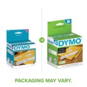packaging may vary 2 and one third inch by 10 inch labels image number 1