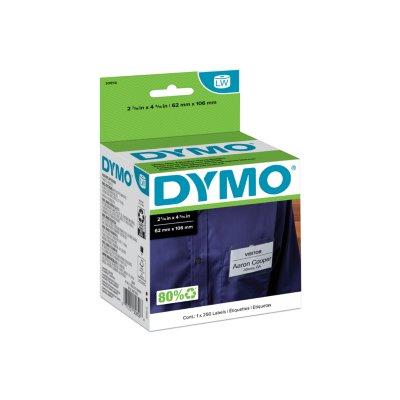 DYMO LabelWriter Non-Adhesive Name Badge Labels