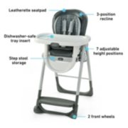 EveryStep™ 7-in-1 Highchair image number 4