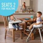 Floor2Table™ 7-in-1 Highchair image number 4