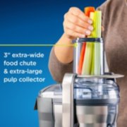 Oster® Self-Cleaning Professional Juice Extractor, Stainless Steel Juicer, Auto-Clean Technology, XL Capacity image number 2