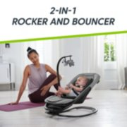 city sway™ 2-in-1 Rocker and Bouncer image number 1