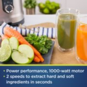 Oster® Self-Cleaning Professional Juice Extractor, Stainless Steel Juicer, Auto-Clean Technology, XL Capacity  image number 3
