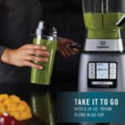 Calphalon ActiveSense™ Blender with Blend-N-Go Cup, Dark Stainless Steel image number 4
