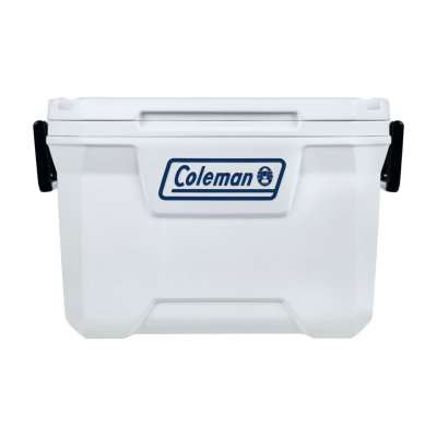 52 Qt, Chest Cooler, 3-Day Ice Retention, 2-Way Handle, Marine