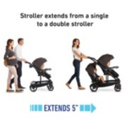 UNO2DUO™ Double Stroller image number 1