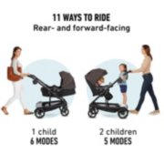 UNO2DUO™ Double Stroller image number 2