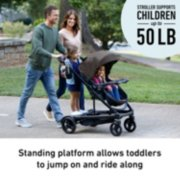 UNO2DUO™ Double Stroller image number 4
