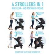 modes 2 grow multi use stroller image number 1
