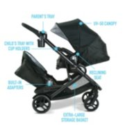 modes 2 grow multi use jogger and stroller image number 4