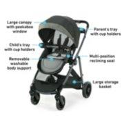 Modes™ Element LX Stroller image number 5