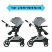 Nest stroller in 2 configurations image number 3