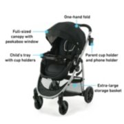 Modes Pramette stroller with features image number 5
