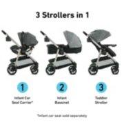 Modes™ Pramette DLX Stroller image number 1