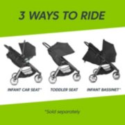city mini® 2 Stroller image number 3