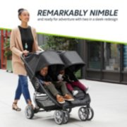 city mini® 2 Double Stroller image number 1