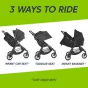 city mini® GT2 Stroller image number 3