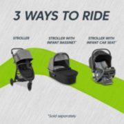 city mini® GT2 Stroller image number 5