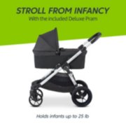 city select® Stroller and Deluxe Pram image number 1