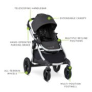 city select® Stroller and Deluxe Pram image number 5