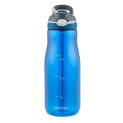 Ashland Straw Water Bottle with AUTOSPOUT® Lid, 32oz