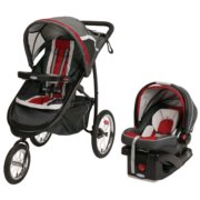 fast action fold click connect travel system image number 0