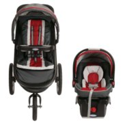 FastAction fold jogger click connect travel system image number 1