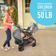 seat supports children up to 50 pounds image number 5