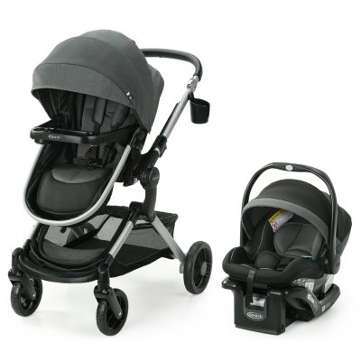 Modes™ Nest Travel System