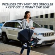 city mini® GT2 Travel System image number 1