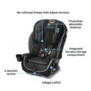 Milestone™ 3-in-1 Car Seat image number 5