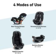 4Ever® 4-in-1 Car Seat image number 1