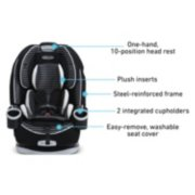 4Ever® 4-in-1 Car Seat image number 5