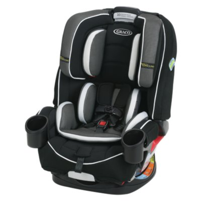4Ever® 4-in-1 Convertible Car Seat featuring Safety Surround™ Side Impact Protection