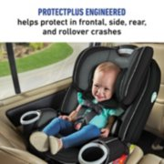 4Ever® DLX 4-in-1 Car Seat image number 3