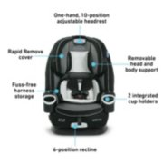 4Ever® DLX 4-in-1 Car Seat image number 10