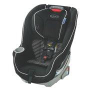 graco adversary car seat image number 0