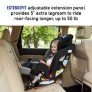 Extend2Fit® Platinum 3-in-1 Car Seat image number 1
