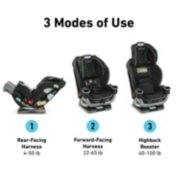 Extend2Fit® Platinum 3-in-1 Car Seat image number 3