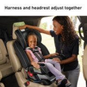 4Ever® Extend2Fit® Platinum Convertible Car Seat 4-in-1 Car Seat image number 2
