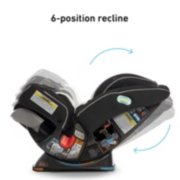 4Ever® Extend2Fit® Platinum Convertible Car Seat 4-in-1 Car Seat image number 3