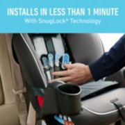 TrioGrow™ SnugLock® 3-in-1 Car Seat image number 1
