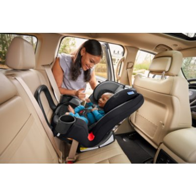 TrioGrow™ SnugLock® 3-in-1 Car Seat Featuring  Anti-Rebound Bar