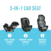 TrioGrow™ SnugLock® LX 3-in-1 Car Seat image number 2