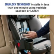 TrioGrow™ SnugLock® LX 3-in-1 Car Seat featuring Safety Surround™ Advanced Side-Impact Protection image number 2